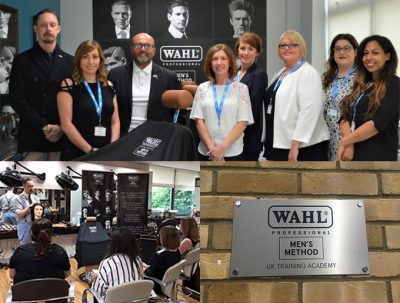 Certified Wahl at the Graduate Salon Milton Keynes